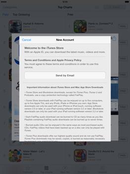 Apple iPad mini iOS 7 - Applications - Downloading applications - Step 9