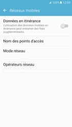 Samsung G930 Galaxy S7 - Internet - Désactiver du roaming de données - Étape 6