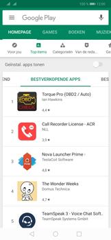 Huawei P30 Pro - Applicaties - Download apps - Stap 9