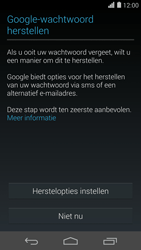 Huawei Ascend P7 - Applicaties - Account aanmaken - Stap 12