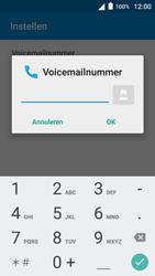 Alcatel OneTouch POP 3 (5) 3G (OT-5015X) - Voicemail - Handmatig instellen - Stap 11