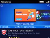 BlackBerry 9620 - Aplicativos - Como baixar aplicativos - Etapa 8