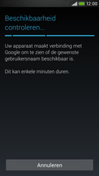 HTC Desire 601 - Applicaties - Account aanmaken - Stap 9