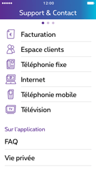 Apple iPhone 5 iOS 10 - Applications - MyProximus - Étape 24