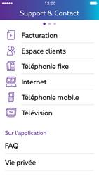 Apple iPhone 5c iOS 10 - Applications - MyProximus - Étape 24