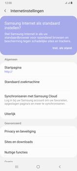 Samsung Galaxy A70 - Internet - handmatig instellen - Stap 27