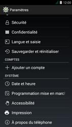Acer Liquid Z410 - Réseau - Installation de mises à jour - Étape 5