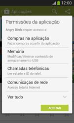 Samsung Galaxy Ace 3 LTE - Aplicações - Como pesquisar e instalar aplicações -  18