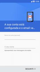 BQ Aquaris U - Email - Configurar a conta de Email -  22