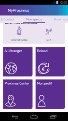 Acer Liquid Jade Z - Applications - MyProximus - Étape 21