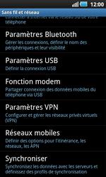 Samsung I5800 Galaxy Apollo - Internet - configuration manuelle 2.2 - Étape 5