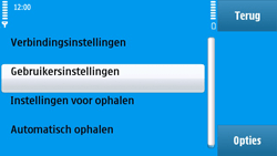 Nokia N97 - E-mail - Handmatig instellen - Stap 28