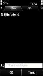 Nokia 500 - MMS - afbeeldingen verzenden - Stap 5