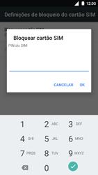 Nokia 5 - Segurança - Como ativar o código PIN do cartão de telemóvel -  7