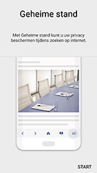 Samsung Galaxy A3 (2017) - Internet - hoe te internetten - Stap 4