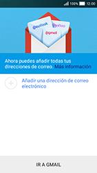 Huawei Y5 - E-mail - Configurar Gmail - Paso 5