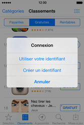 Apple iPhone 4 S iOS 7 - Applications - Télécharger des applications - Étape 24