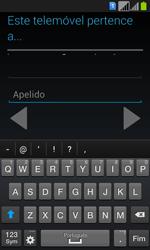 Samsung Galaxy Fresh Duos - Primeiros passos - Como ligar o telemóvel pela primeira vez -  16
