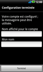 LG P990 Optimus 2X Speed - E-mail - Configuration manuelle - Étape 10