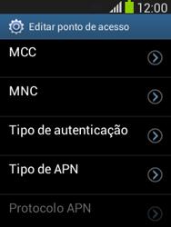 Samsung S5310B Galaxy Pocket Neo - Internet (APN) - Como configurar a internet do seu aparelho (APN Nextel) - Etapa 12