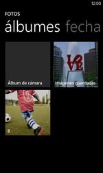 Nokia Lumia 520 - Bluetooth - Transferir archivos a través de Bluetooth - Paso 5