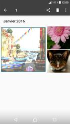 Sony Sony Xperia XA - Photos, vidéos, musique - Envoyer une photo via Bluetooth - Étape 9