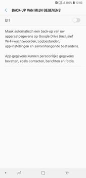Samsung Galaxy A7 (2018) - Data - maak een back-up met je account - Stap 7