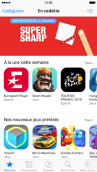 Apple iPhone 6 iOS 9 - WhatsApp - Télécharger WhatsApp - Étape 3