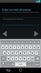 LG G2 - Premiers pas - Créer un compte - Étape 13