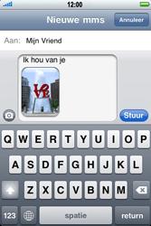 Apple iPhone 3G - MMS - afbeeldingen verzenden - Stap 12