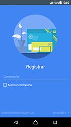 Sony Xperia XZ (F8331) - E-mail - Configurar Yahoo! - Paso 8
