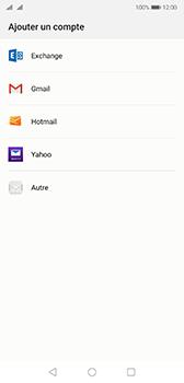 Huawei P20 Android Pie - E-mail - Configuration manuelle - Étape 4