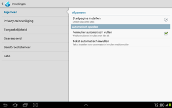 Samsung N8000 Galaxy Note 10-1 - Internet - Handmatig instellen - Stap 21