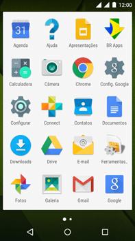 Motorola Moto X Play - Wi-Fi - Como usar seu aparelho como um roteador de rede wi-fi - Etapa 2