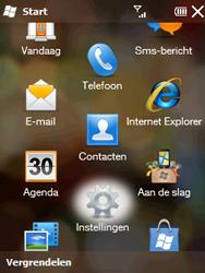 HTC T3333 Touch II - Buitenland - Bellen, sms en internet - Stap 4