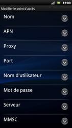 Sony Ericsson Xperia Neo - Internet - Configuration manuelle - Étape 8