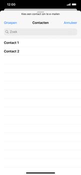 Apple iPhone XR - iOS 13 - E-mail - Bericht met attachment versturen - Stap 5