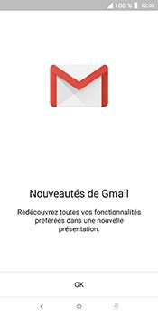 Alcatel 3L - E-mails - Ajouter ou modifier un compte e-mail - Étape 4
