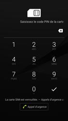 Sony Xperia Z5 - Premiers pas - Créer un compte - Étape 2