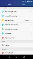 Huawei Y6 - Segurança - Como ativar o código PIN do cartão de telemóvel -  3