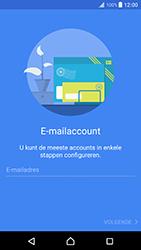 Sony Xperia XZ Premium - E-mail - e-mail instellen: IMAP (aanbevolen) - Stap 6