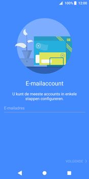 Sony Xperia XZ2 (H8216) - E-mail - Account instellen (IMAP zonder SMTP-verificatie) - Stap 6