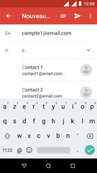 Nokia 1 - E-mail - envoyer un e-mail - Étape 5