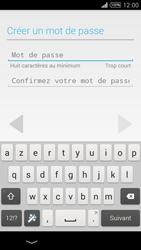 Sony Xpéria T3 - Premiers pas - Créer un compte - Étape 15