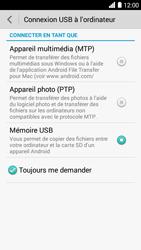 Bouygues Telecom Ultym 5 - Internet et connexion - Utiliser le mode modem par USB - Étape 7