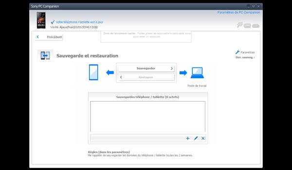 Sony Xperia XA2 - Aller plus loin - Gérer vos données avec un ordinateur - Étape 5