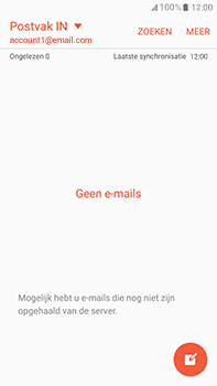 Samsung Galaxy J7 (2016) (J710) - E-mail - Account instellen (IMAP met SMTP-verificatie) - Stap 5