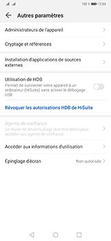 Huawei Mate 20 Pro - Sécurité - modifier SIM PIN - Étape 5