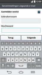 LG G2 Mini (D620) - E-mail - Handmatig instellen - Stap 16