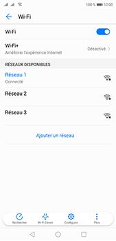 Huawei P20 Pro - Wi-Fi - Accéder au réseau Wi-Fi - Étape 8